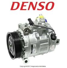 NEW BMW E90 E91 330i 328i 325i  Air Condition Compressor with Clutch OEM DENSO