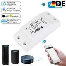 Wifi Smart Elektrogeräte Schalter Handy Steuerung mit Amazon Alexa Google Home