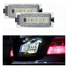 2x LED SMD Kennzeichenbeleuchtung Renault Grand Scénic IV 4 R9 (806