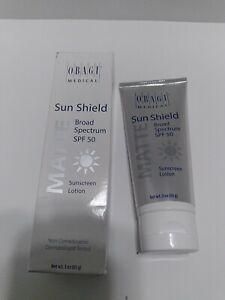 Skin Care Obagi Sunscreen Sun Shield Matte Broad Spectrum SPF 50 Sunscreen 3 oz