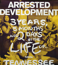Arrested Development 1992 Tennessee People Everyday Original Promo Poster