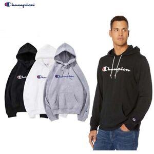 Champion Kapuzenpullover Hoodie Sweatshirt Pulli Herren Damen Klassic S-5XL
