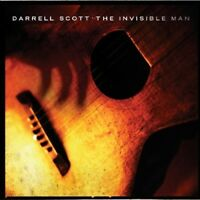 DARRELL SCOTT - THE INVISIBLE MAN  CD NEUF