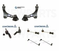 For Volvo V60 XC70 Suspension Kit Control Arms & Tie Rod Ends & Sway Bar Links