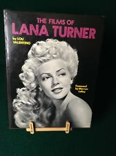The Films of LANA TURNER by Lou Valentino