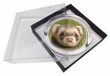 Polecat Ferret Bookmark Book Mark Christmas Stocking Filler//Birthday G FER-1BM