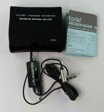 Olympus Paerlcorder Me5 Electret Condenser Microphone Euc