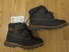 Boys boots blue brown BNWT  infant size 7 George toddler winter boots