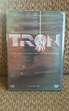 Dvd Walt Disney's TRON 20th Anniversary Collector's Edition two disc set **OOP**