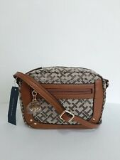 Tommy Hilfiger Women's Brown Crossbody Bag