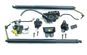 original Audi Q2 GA Sport elektrische Heckklappe Antriebseinheit L+R 81A827851