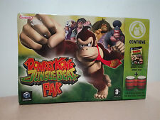 DONKEY KONG JUNGLE BEAT PAK Nintendo GameCube Versione Italy NUOVO