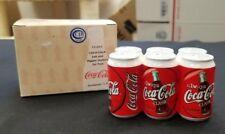 Coca-Cola Six Pack Salt and Pepper Shakers Set