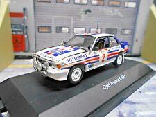 OPEL Ascona B 400 Rallye Safari Africa 1983 #2 Vatanen Roth Schuco limited 1:43