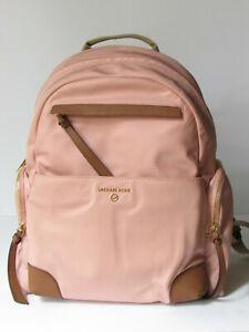 Michael Kors Prescott Nylon Pink Backpack