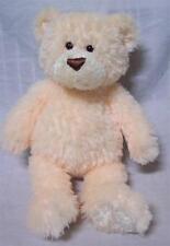 """Animal Alley CUTE SOFT CREAM TEDDY BEAR 13"""" Plush STUFFED ANIMAL Toy"""