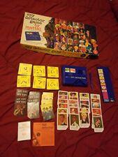 Vintage 1960 Mattel USA #5411 SPY DETECTOR GAME - Complete! Nice!