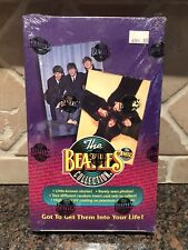 Beatles Collection Trading Cards 1993 Factory Sealed Box River Group 36 Pack WOW