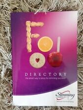 SLIMMING WORLD FOOD DIRECTORY 201O 24,000 PRODUCTS SYNS IN GREEN RED & EE-EX CON