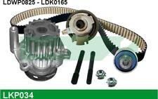 LUCAS Bomba de agua + kit correa distribución SEAT VOLKSWAGEN AUDI A3 LKP034