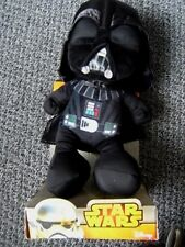 "Disney Star Wars DARTH VADER Soft Toy Plush. 9"" Tall. Brand New In Box. BNWT"