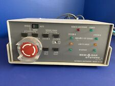 Semi-Gas  AS-200 Automatic Switchover w/ Cables, Valve, Mounting Bracket, Used