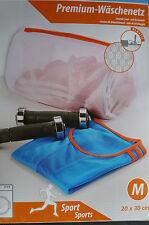 WENKO Premium- Wäschenetz Sport 20x30 Sportsachen Wäsche waschen Netz Maschine