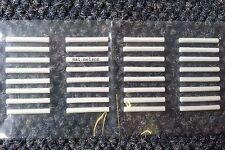 32 X pequeño Sticky Varillas Pestañas Perming gran rolo Perm para intensas Rizos Ojo Pestañas