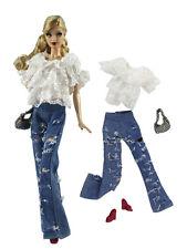 1 Set Fashionistas Kleidung Prinzessinnen Kleider Für Barbie Puppe z10