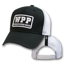 WPP WITNESS PROTECTION PROGRAM MESH CAP baseball hat 55