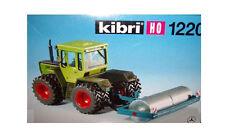 KIBRI 12207 MB Tracteur avec Champ et Rouleau à gazon NOUVEAU & VINTAGE