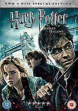 Harry Potter And The Deathly Hallows Part 1 (DVD, 2011, 2-Disc Set, Box Set) NEW