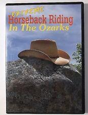 Extreme Horseback Riding In The Ozarks Dvd