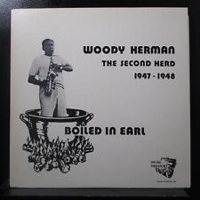 Woody Herman - Boiled In Earl (The Second Herd 1947-1948) LP Mint- ST 108 Record