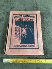 United Railway CO.'s Referendum Burglary By Julius Caesar Jackson 1919