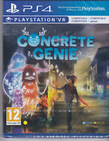 Concrete Genie (PS4) Brand new and sealed