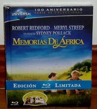 MEMORIAS DE AFRICA DIGIBOOK BLU-RAY+LIBRO NUEVO PRECINTADO DRAMA (SIN ABRIR) R2