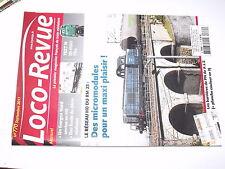 µµ Loco Revue n°770 BB 61000 Barrieres PN de AàZ + planche couleur O