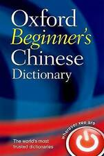 Oxford Paperback Dictionaries in Chinese