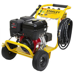 Stanley 13.5HP 4200PSI Petrol Pressure Washer (SXPW1451BS)