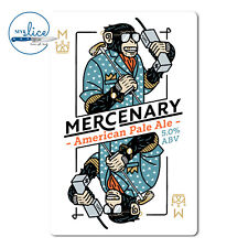 All Inn Brewing Co. Fresh Wort Kit Penny / Mercenary American Pale Ale