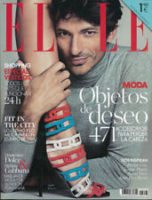 Elle Monthly Magazines for Women in Spanish