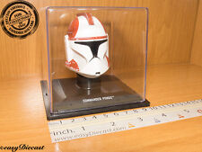 COMMANDER PONDS STAR WARS HELMET CASCO CASQUE 1/5 MINT WITH CASE!!
