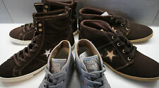 Hi Top, Trainer Boots Converse Suede Shoes for Women