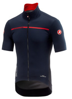 Castelli Cycling Men Perfetto Light 2 Jersey DARK/INFINITY BLUE Large L