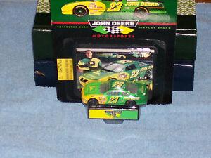 1996 JOHN DEERE Motorsports-Chad Little. 1/64 NASCAR diecast