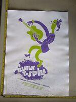 2006 Rock Roll Concert Poster Built to Spill Kevin Mercer S/N LE # 100 Phila