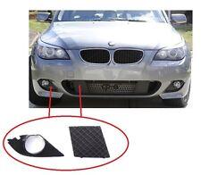 BMW 5 E60 E61 2003-2010 M SPORT FRONT BUMPER LOWER RIGHT GRILL + FOG LIGHT COVER