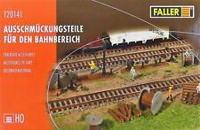 Faller H0 120141 Ausschmückungsteile für den Bahnbereich