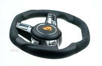 14-18 Porsche Alcantara custom steering wheel 911 970 991 RS 958 Cayman Macan